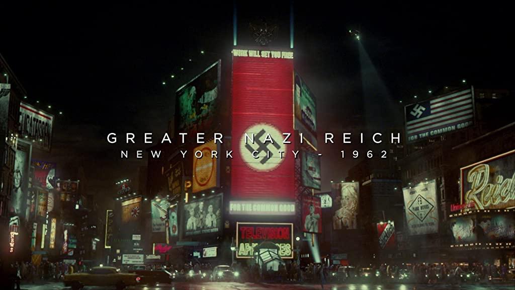 Nueva York en el Gran Reich – Amazon Prime