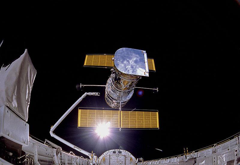 Despliegue del Hubble – NASA