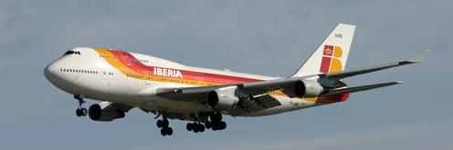 El último B-747 de Iberia - Luis Calvo