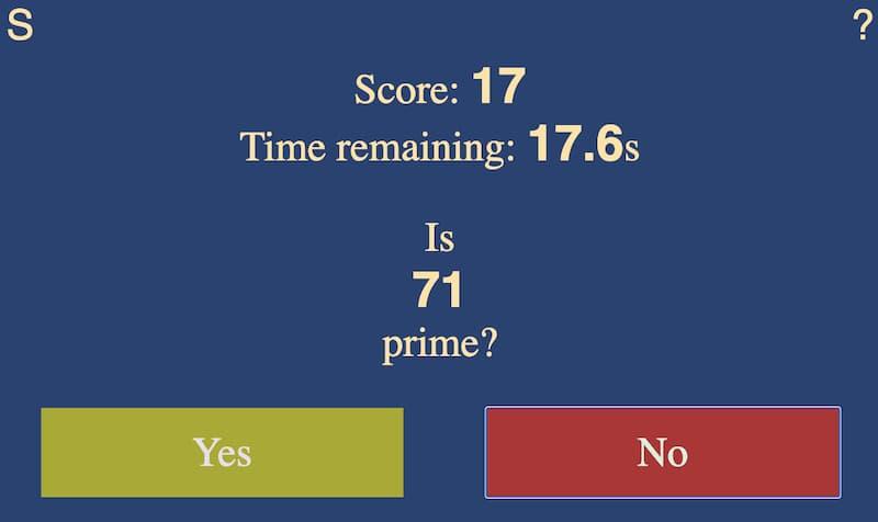 Is It Prime?