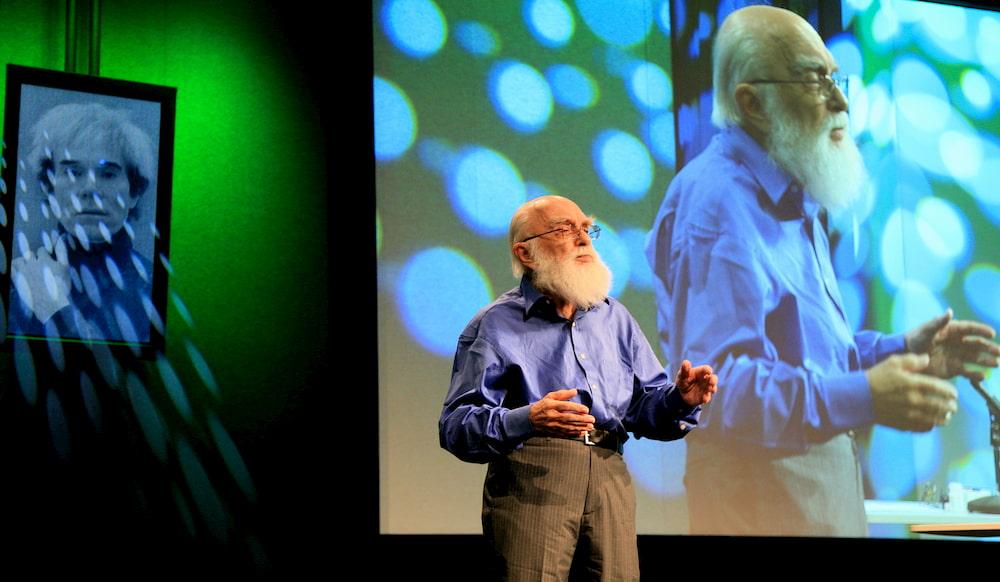 James Randi (CC) Steve Jurvetson