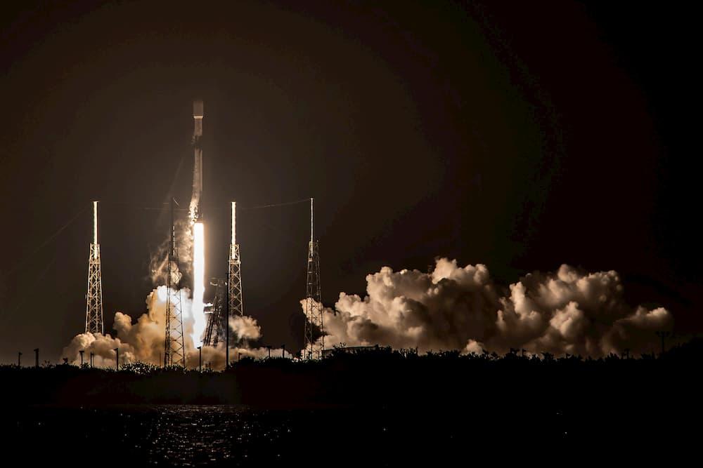 Lanzamiento de la misión – SpaceX