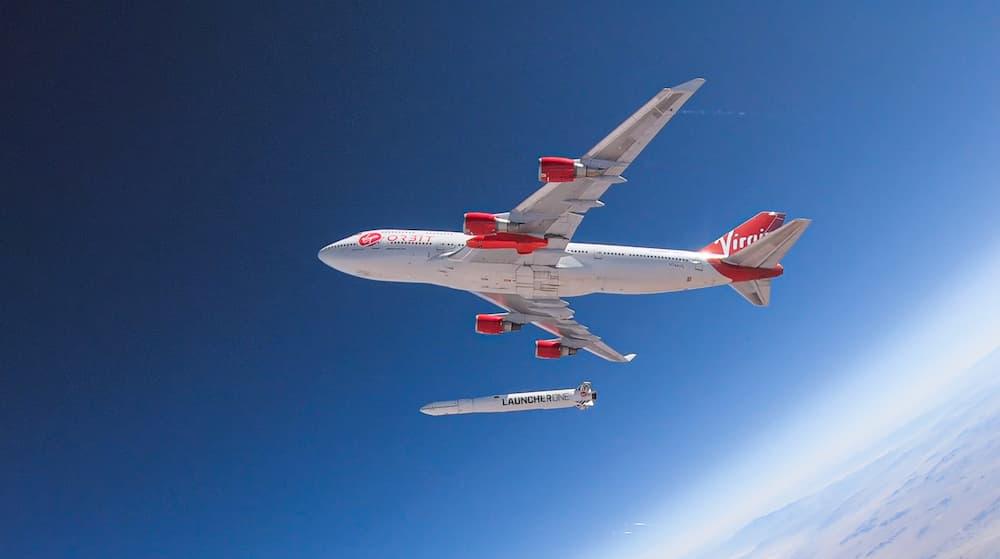Primer despliegue de un LauncherOne – Virgin Orbit