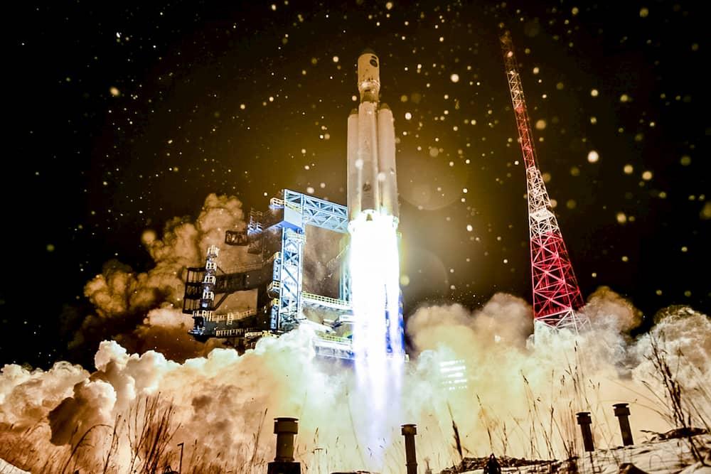 Lanzamiento del segundo Angará A5 – Roscosmos