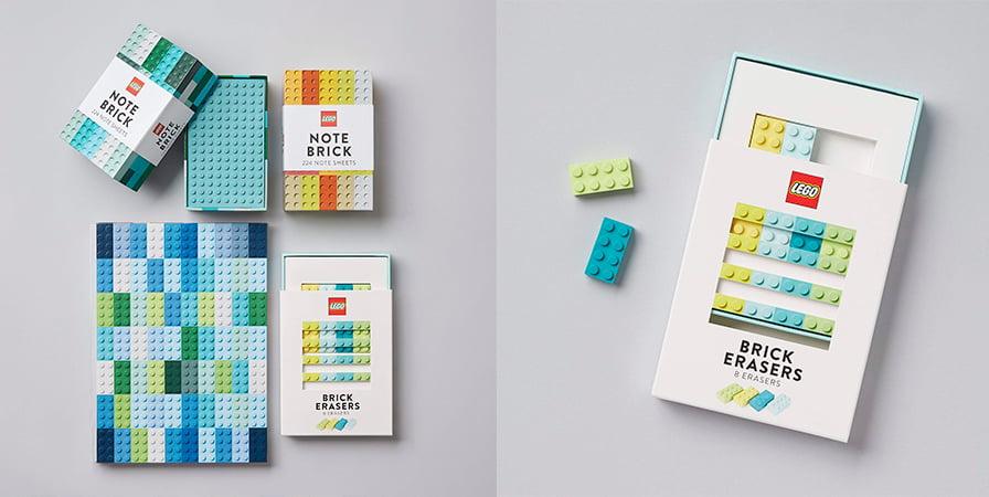 Ladrillos de Notas LEGO