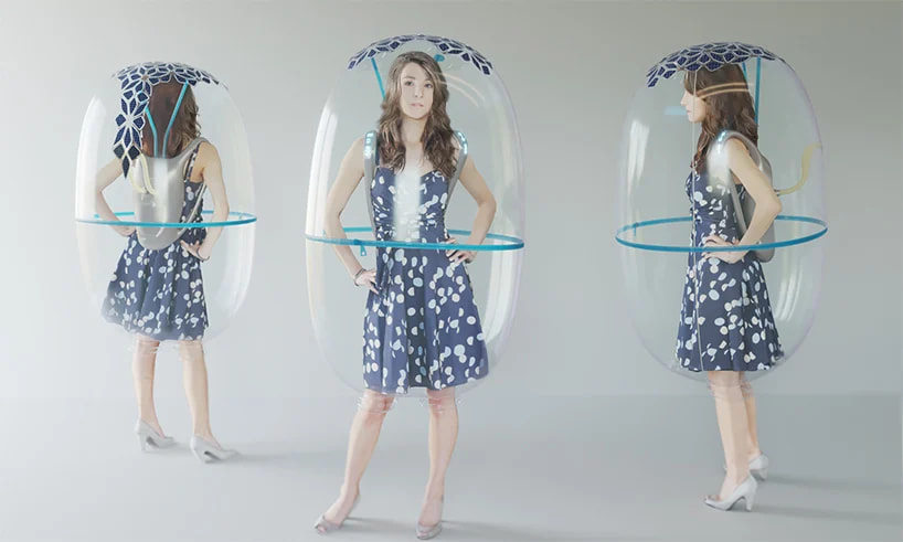 DesignLibero: Bubble Shield
