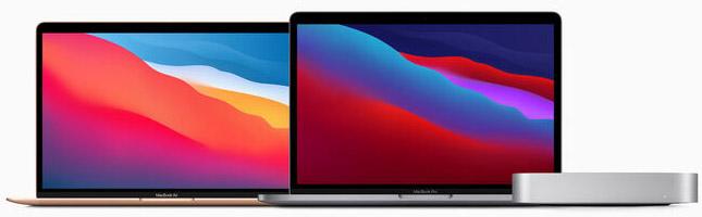 Los primeros Macs con procesador M1 - Apple