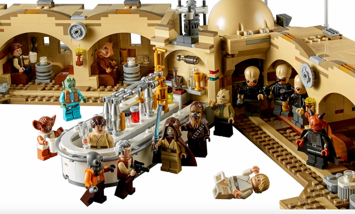 Mos Eisley - Lego Set