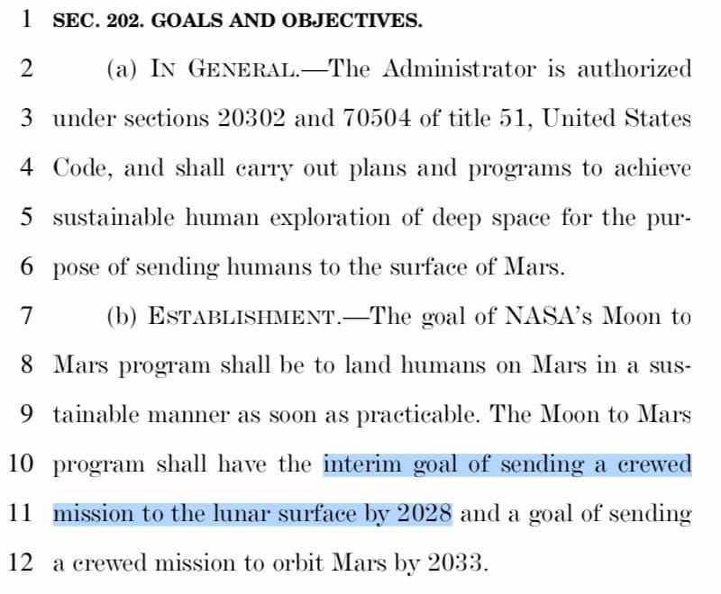 Que nada de ir a la Luna en 2024