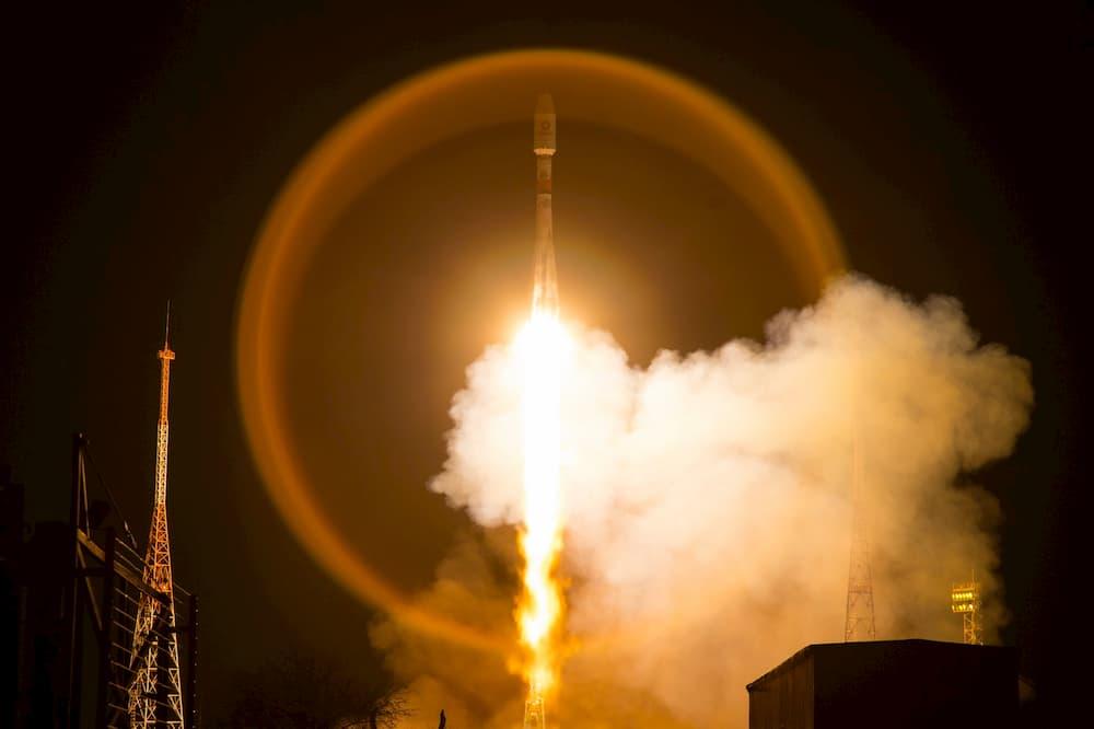 Despegue del cohete - Roscosmos