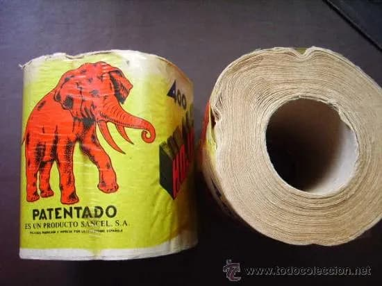Papel Higénico El Elefante