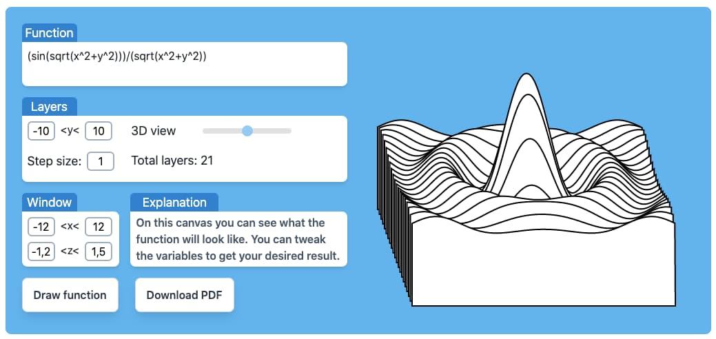 Paper plotter