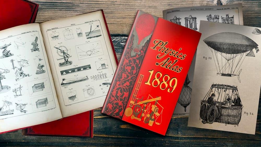 La versión del siglo XXI del Atlas de Física Aplicada de Joaquín Ribera
