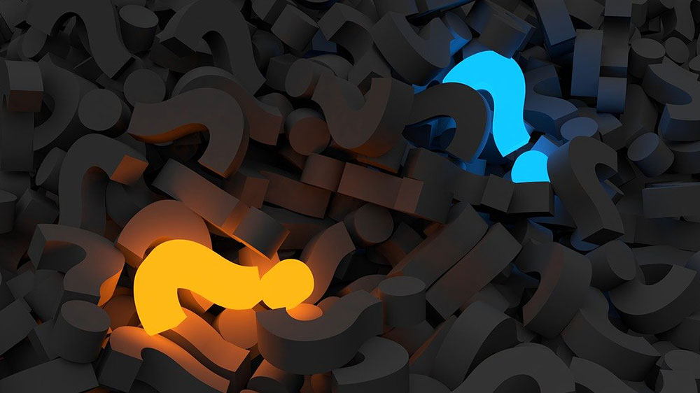 Signos de interrogación – Arek Socha en Pixabay