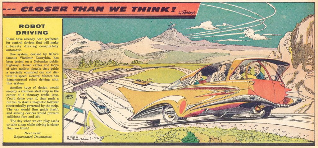 Closer Than We Think (C) Arthur Radebaugh