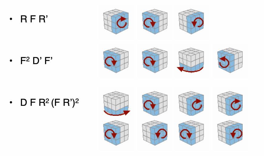 Resolver El Cubo De Rubik Microsiervos Puzzles Y Rubik