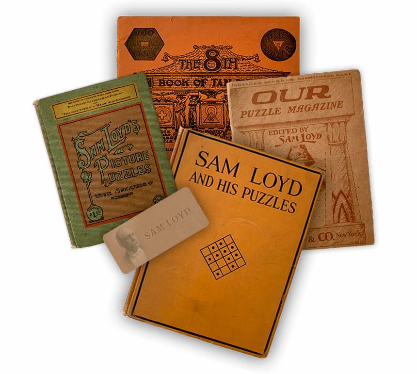 Sam Loyd y sus fantásticos puzzles