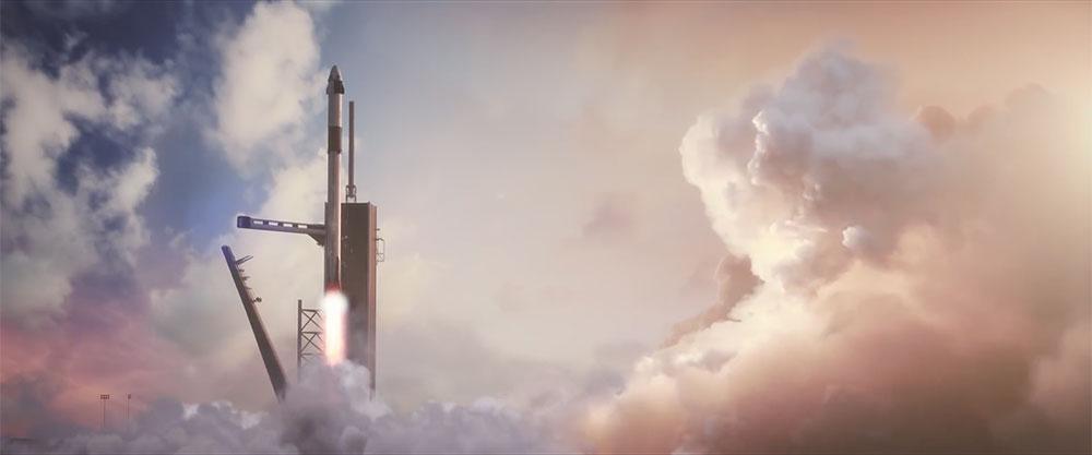 La NASA confirma el 27 de mayo para el lanzamiento de la primera Crew Dragon tripulada