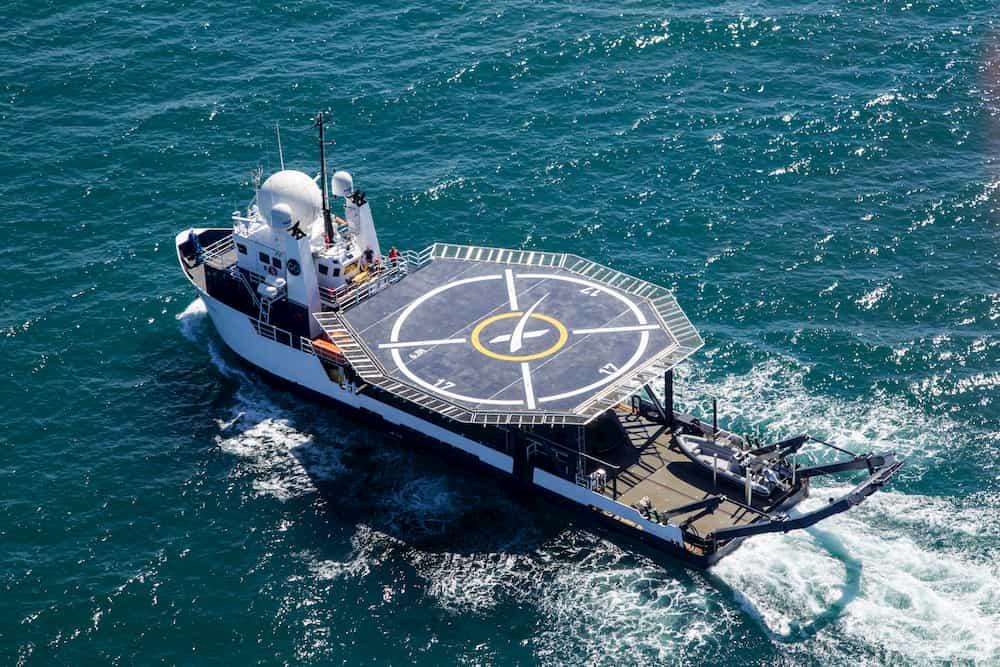 El Go Searcher de SpaceX – NASA