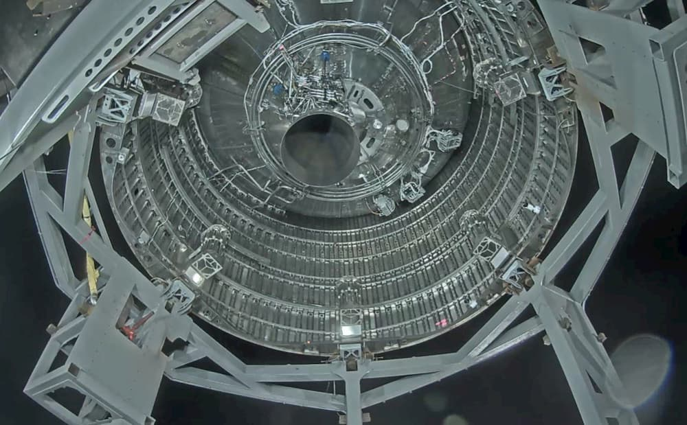 Starship SN4 con un motor - Elon Musk