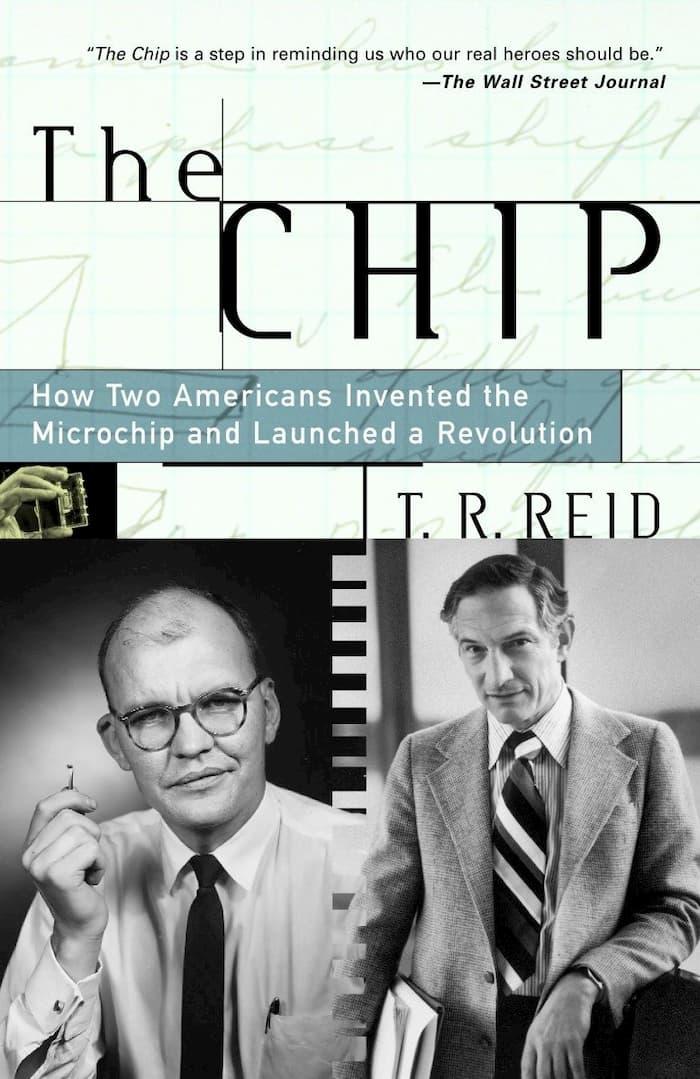 The chip por T.R. Reid.