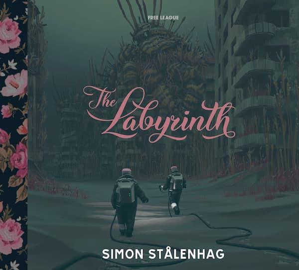 The Labyrinth por Simon Stålenhag