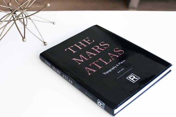 The Mars Atlas