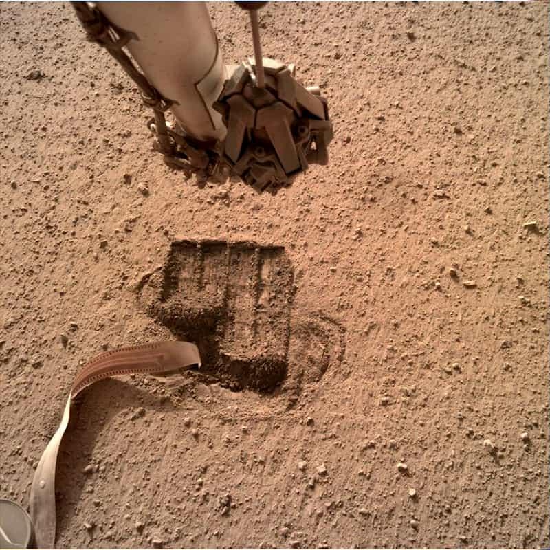 Bajo el suelo - NASA/JPL-Caltech