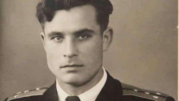 Vasili Alexandrovich Arkhipov - Marina soviética