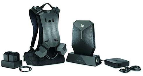 Virtual Arena HP Headset Pro