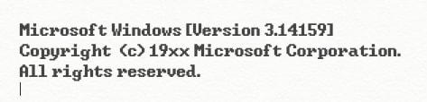 Windows 3.14