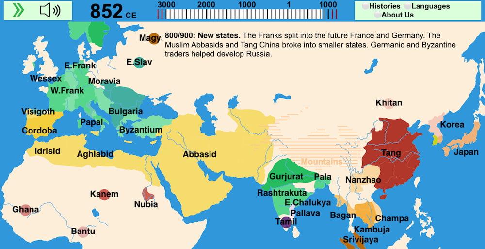 Atlas de la Historia del Mundo