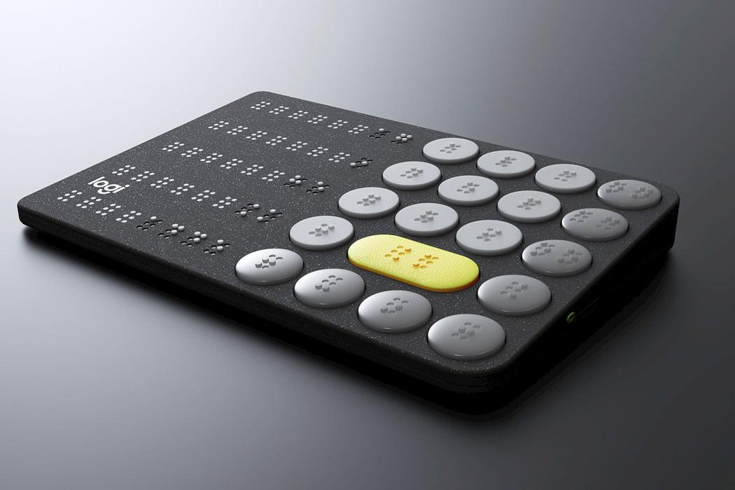 Calculadora Braille / Merve Nur Sökmen