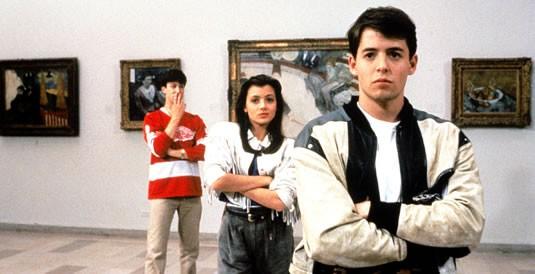 Todo en un día / Ferry Bueller's Day (1986)