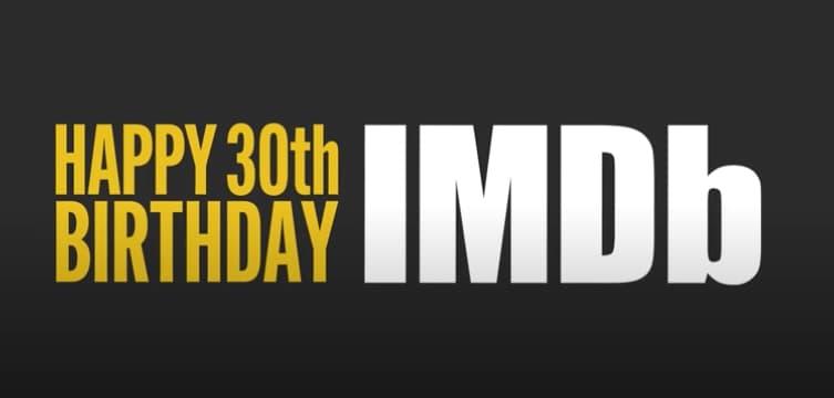 La Internet Movie Database (IMDb) cumple 30 años