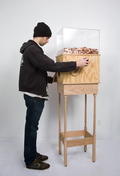 Máquina de generar dinero / Blake Fall-Conroy Art