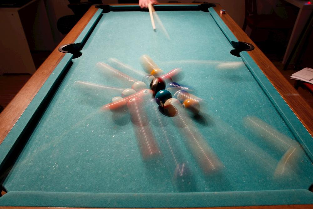 Billiards (CC) Nils Johan Gabrielsen @ Unsplash