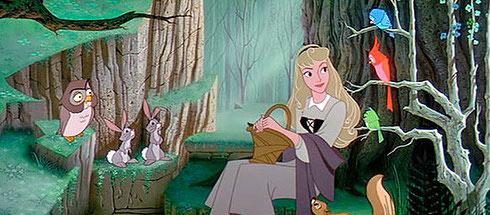 Fotograma de La Bella Durmiente / Disney
