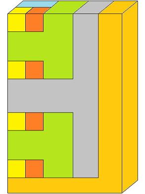 El teorema de los 4 colores en 3D