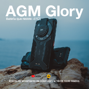 AGM Glory Launch Event and Giveaway, Watch at 9 A.M. EST