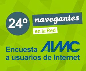 Encuesta AIMC a usuarios de internet
