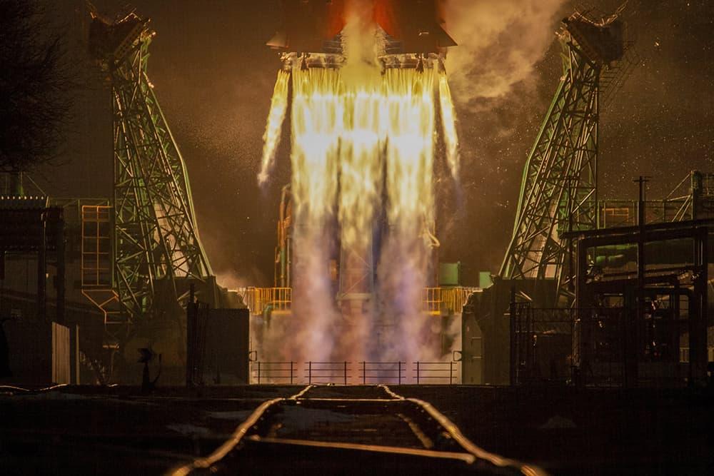 Lanzamiento del Arktika–M 1 – Roscosmos