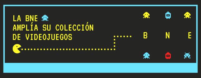 La BNE aplía su colección de videojuegos