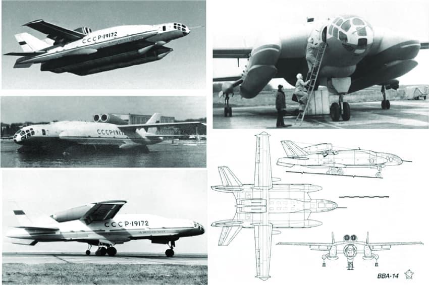 Algunas imágenes del VVA-14M1