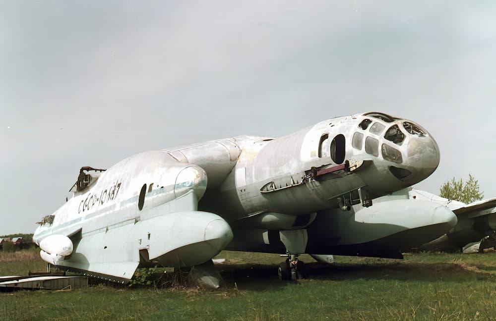 Lo que queda del VVA-14M1P – Jno