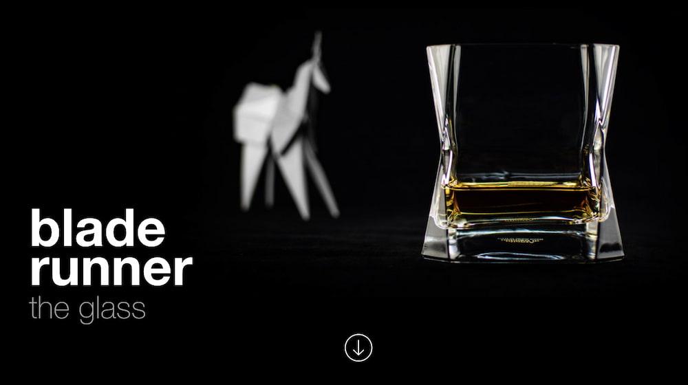 Blade Runner Glass