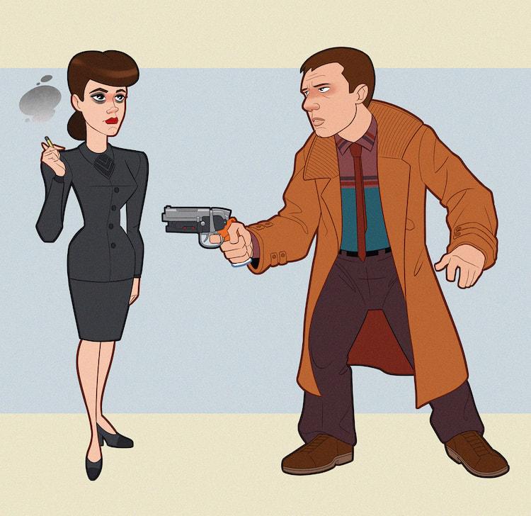 Blade Runner   Tom McWeeney