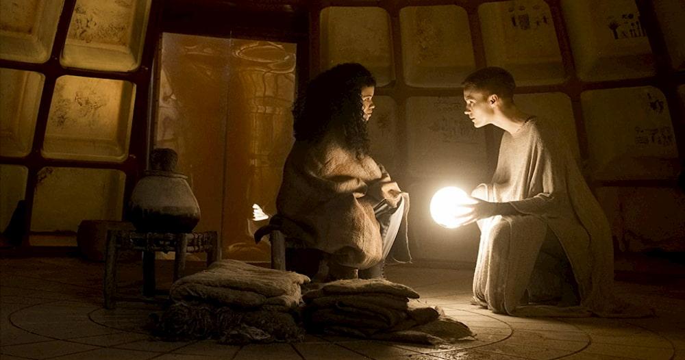 Criados por lobos, una serie de ciencia ficción diferente con el toque Ridley Scott