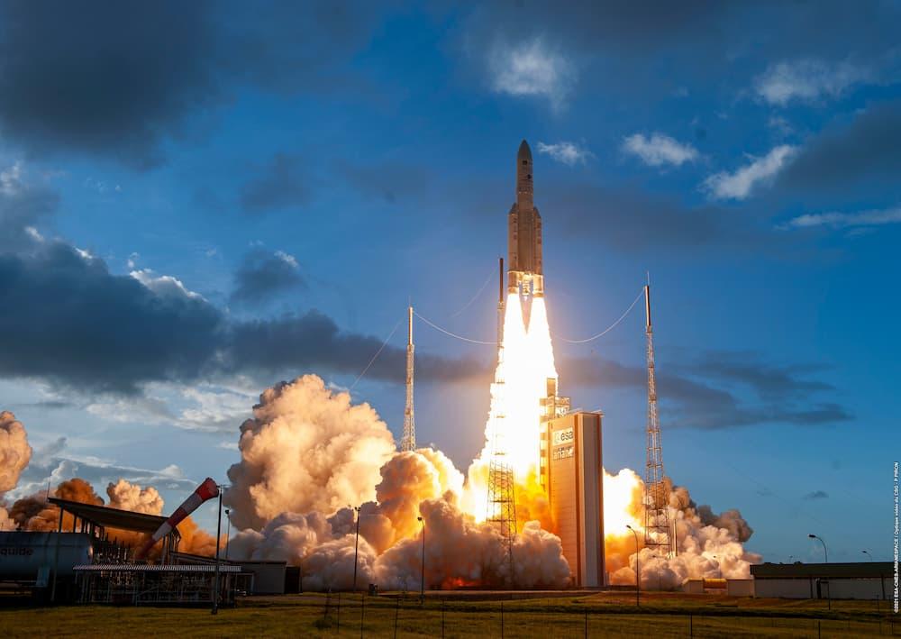 Despegue de la misión VA254 – ESA