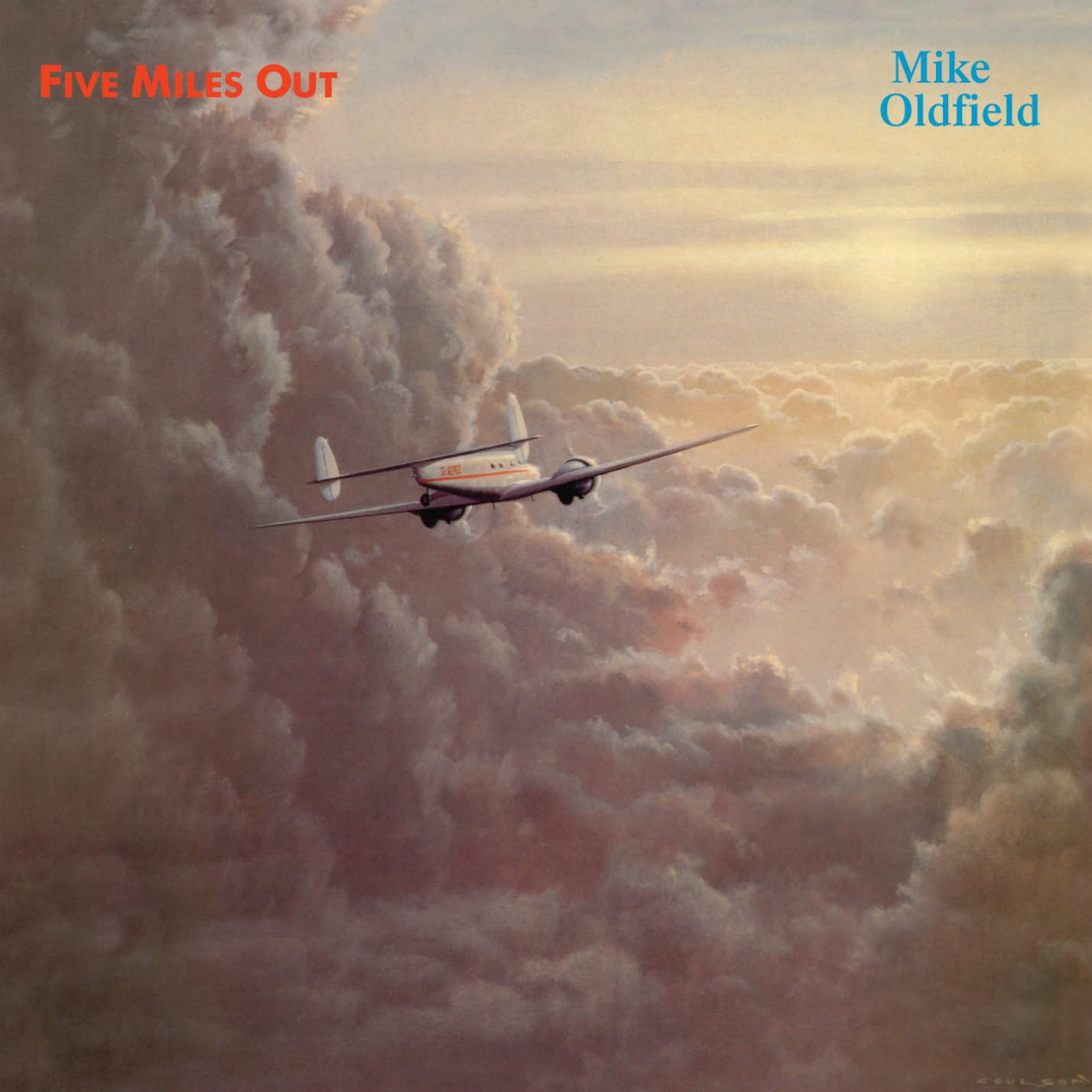 Five Miles Out / Mike Oldfield